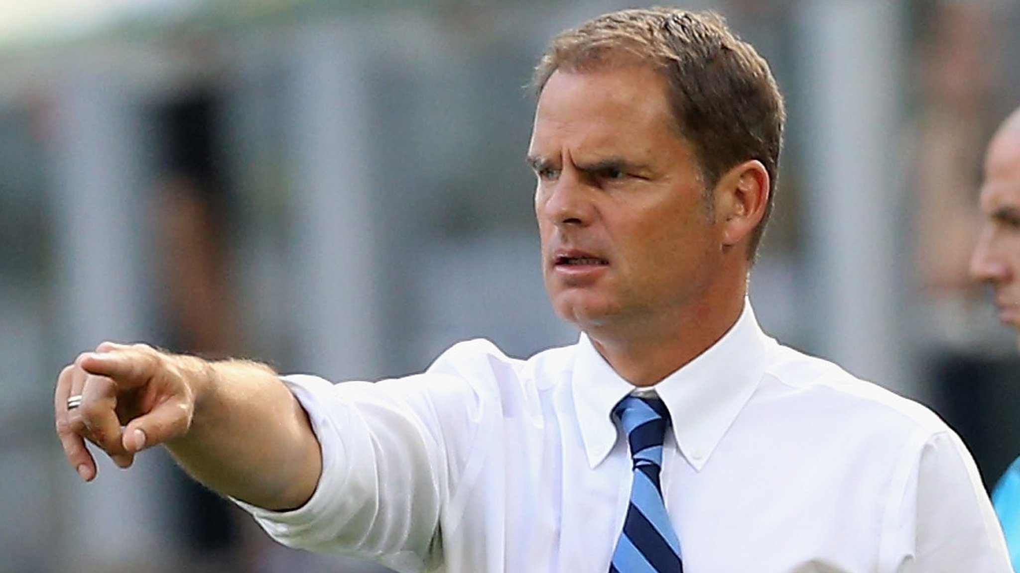 Palace to announce De Boer as new boss on Monday