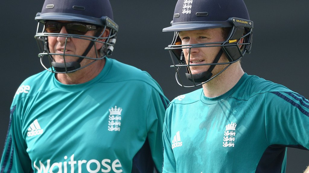 Bangladesh v England: No players forced to tour, says Eoin Morgan