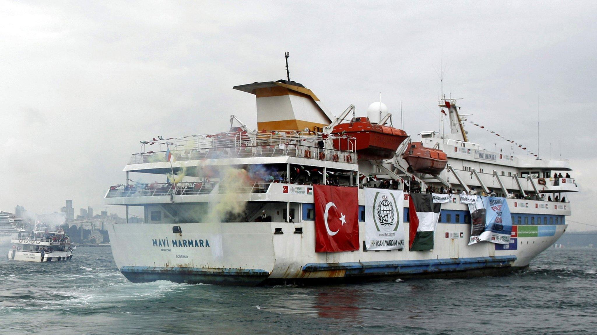 Israel and Turkey to end rift over Gaza flotilla killings