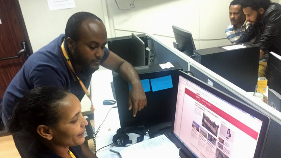 BBC launches services for Ethiopia and Eritrea