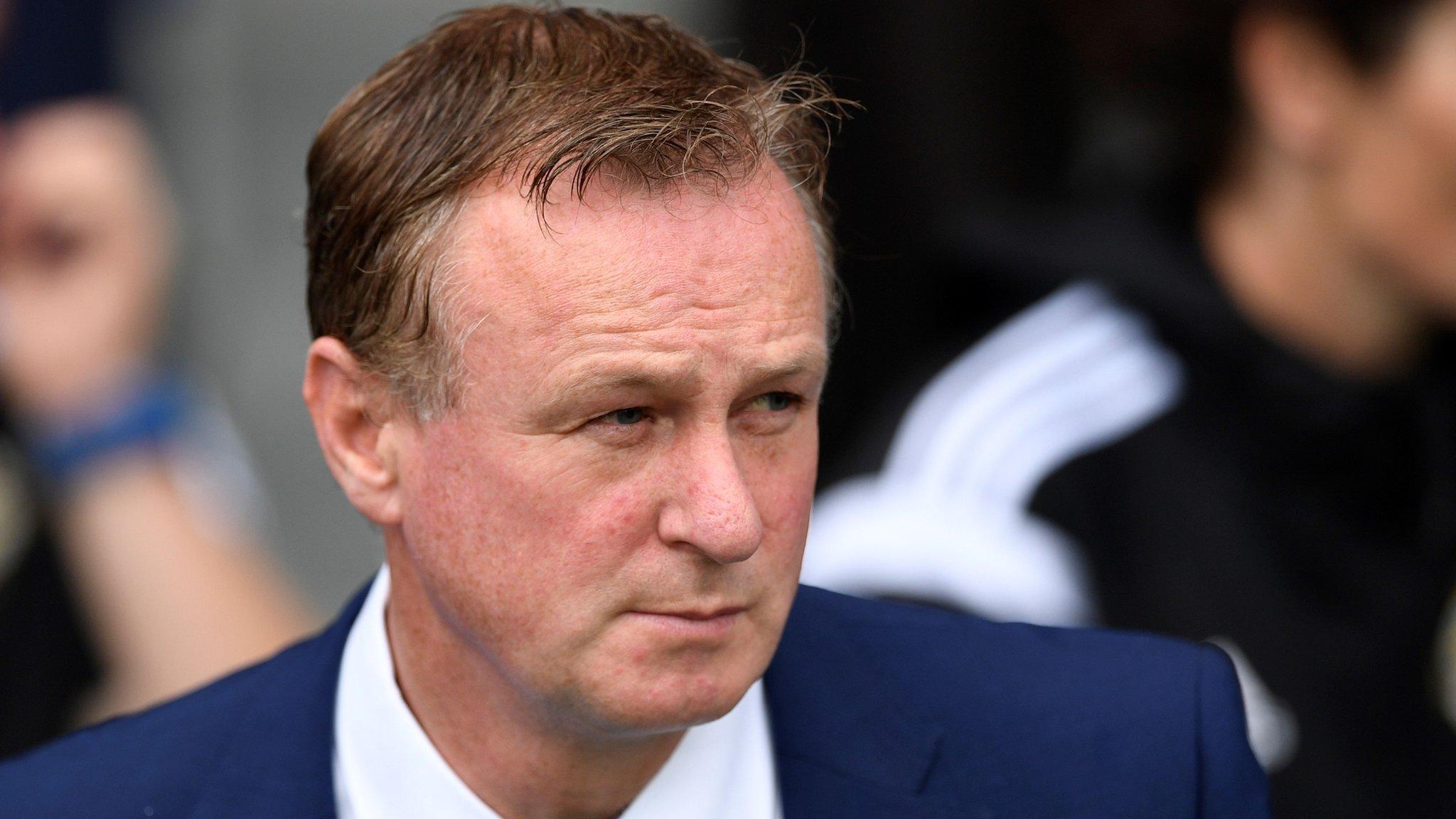 O'Neill wants Denmark or Switzerland in play-off