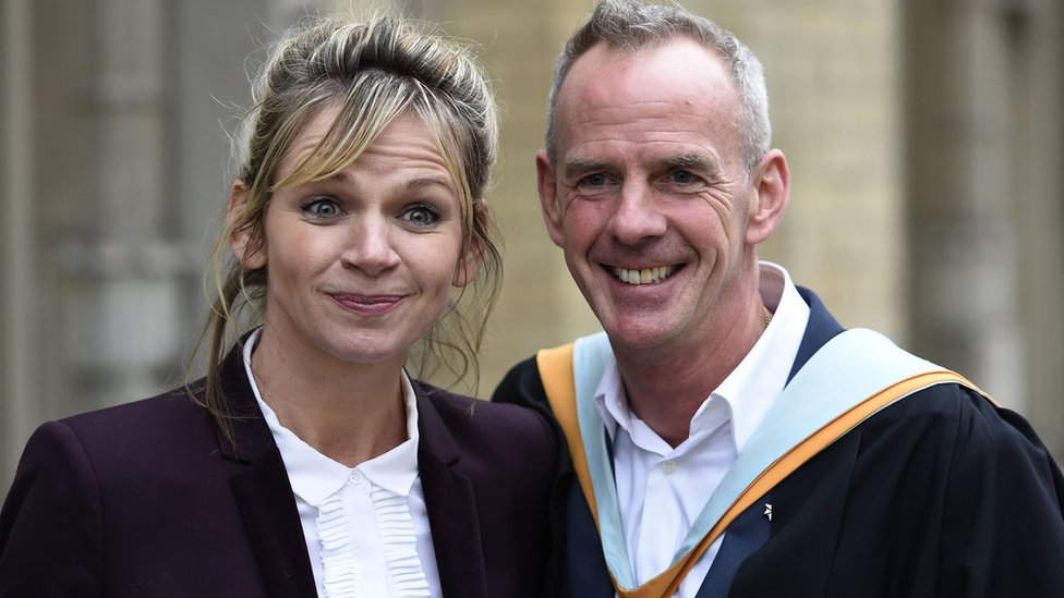 TV's Zoe Ball and DJ Norman Cook announce separation