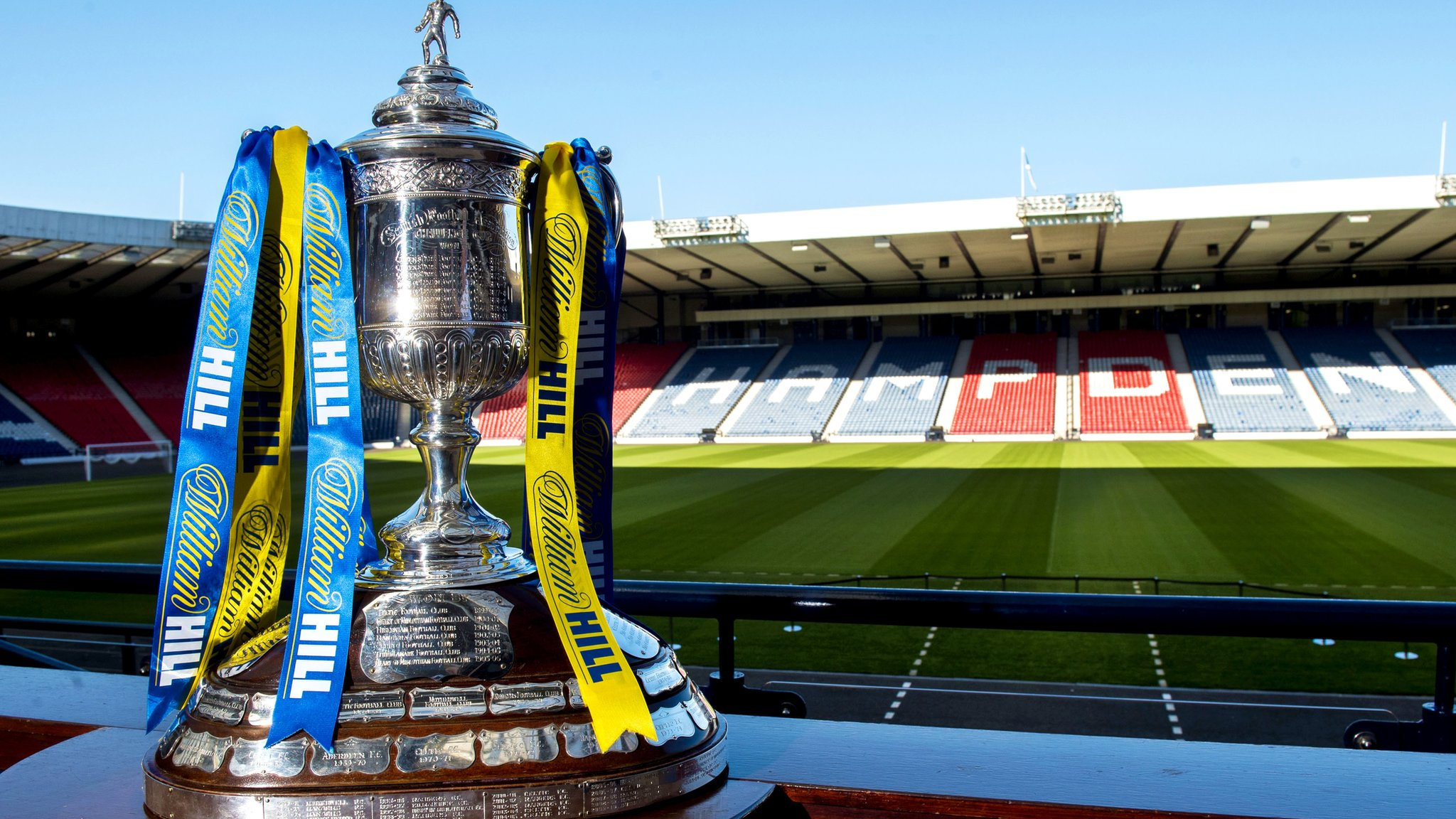 Scottish Cup: BBC to show Auchinleck Talbot v Ayr United & Hearts v Livingston