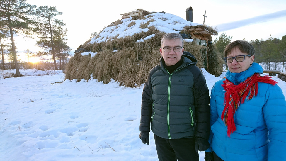 Anna y Ingar Kuoljok