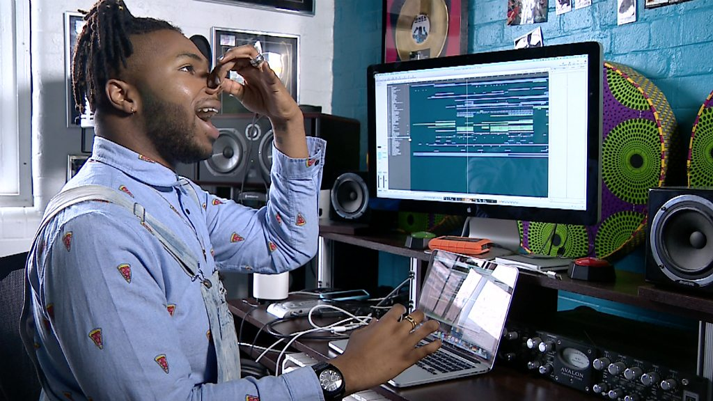 MNEK reveals how to write a hit song