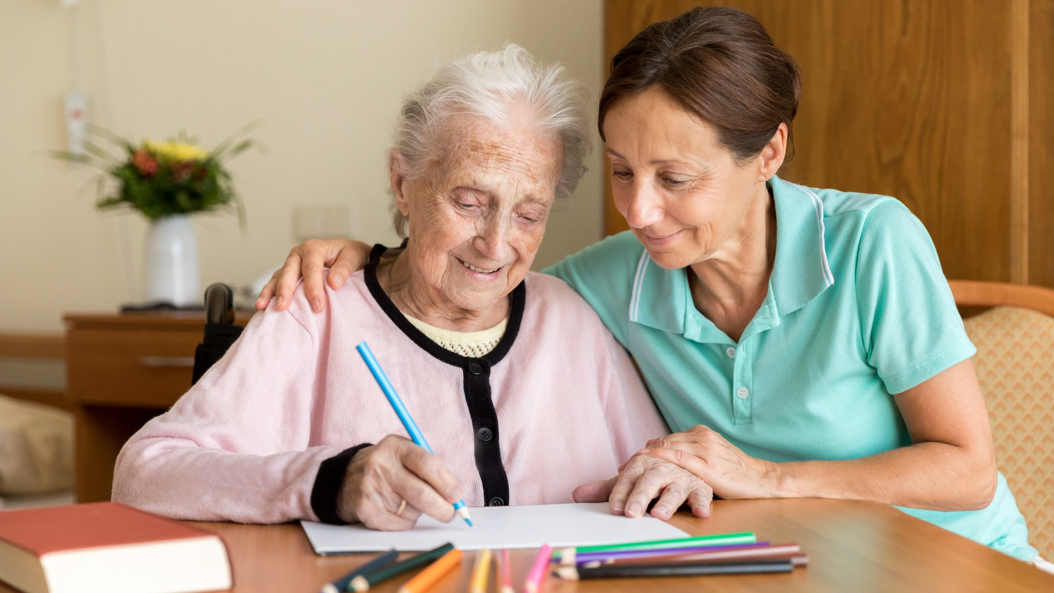 Numbers of elderly in 24-hour care set to double by 2035