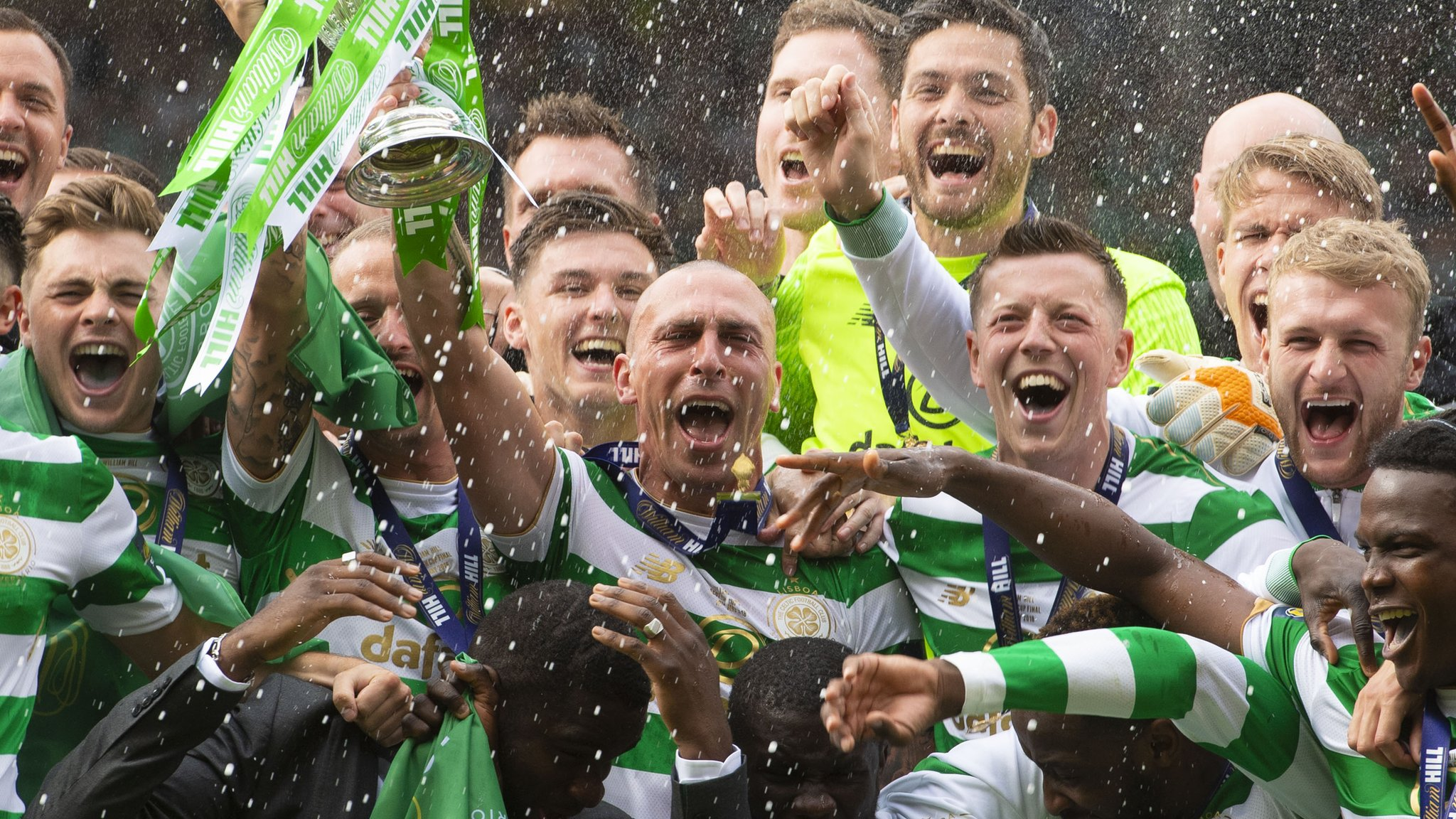 Scottish Cup draw: Holders Celtic to face Hibernian in quarter-finals