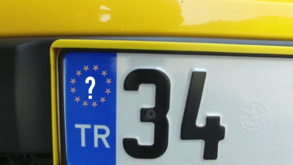 Turkey's 'bumpy ride' into the European Union