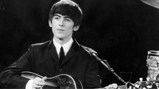 BBC News - George Harrison's Porsche to be sold at auction