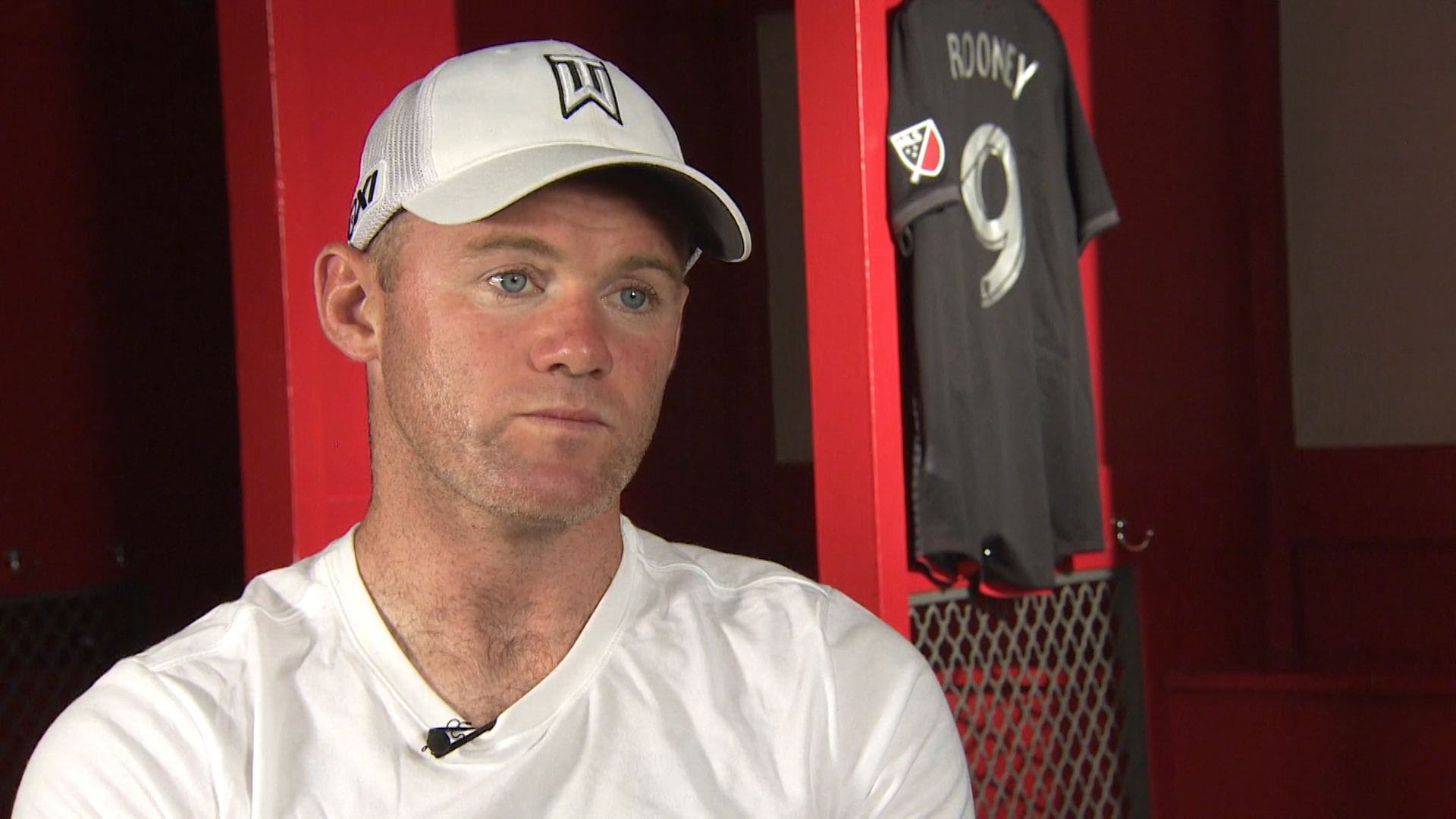 Wayne Rooney on Everton, Man Utd, England and the MLS