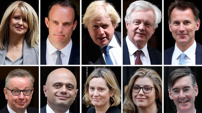Tory leadership: Who could replace Theresa May if she goes?