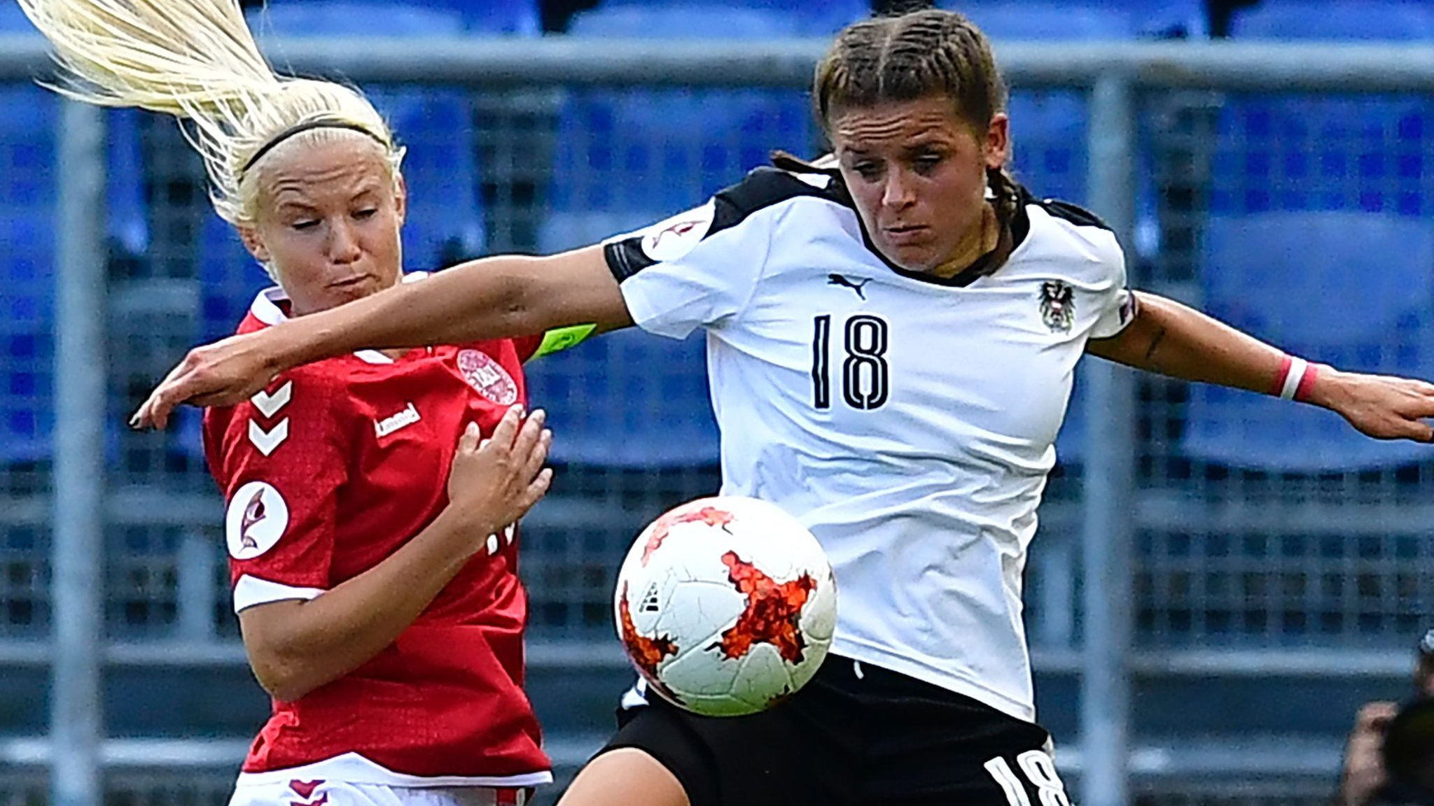 Denmark reach Women's Euro 2017 final