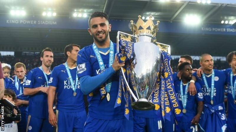 Riyad Mahrez se rapproche de Manchester City