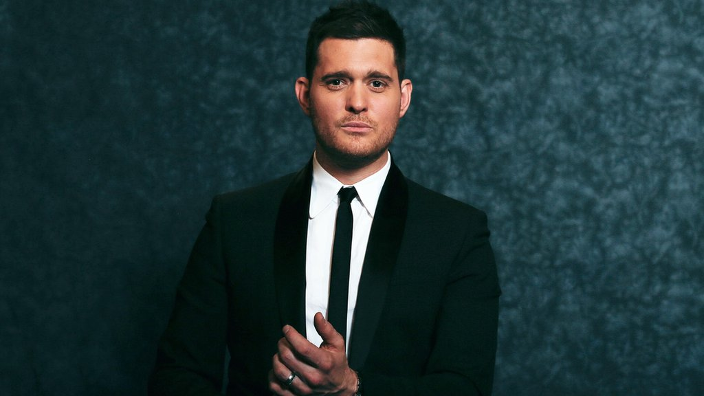 Who'll replace Michael Buble at the Brits?