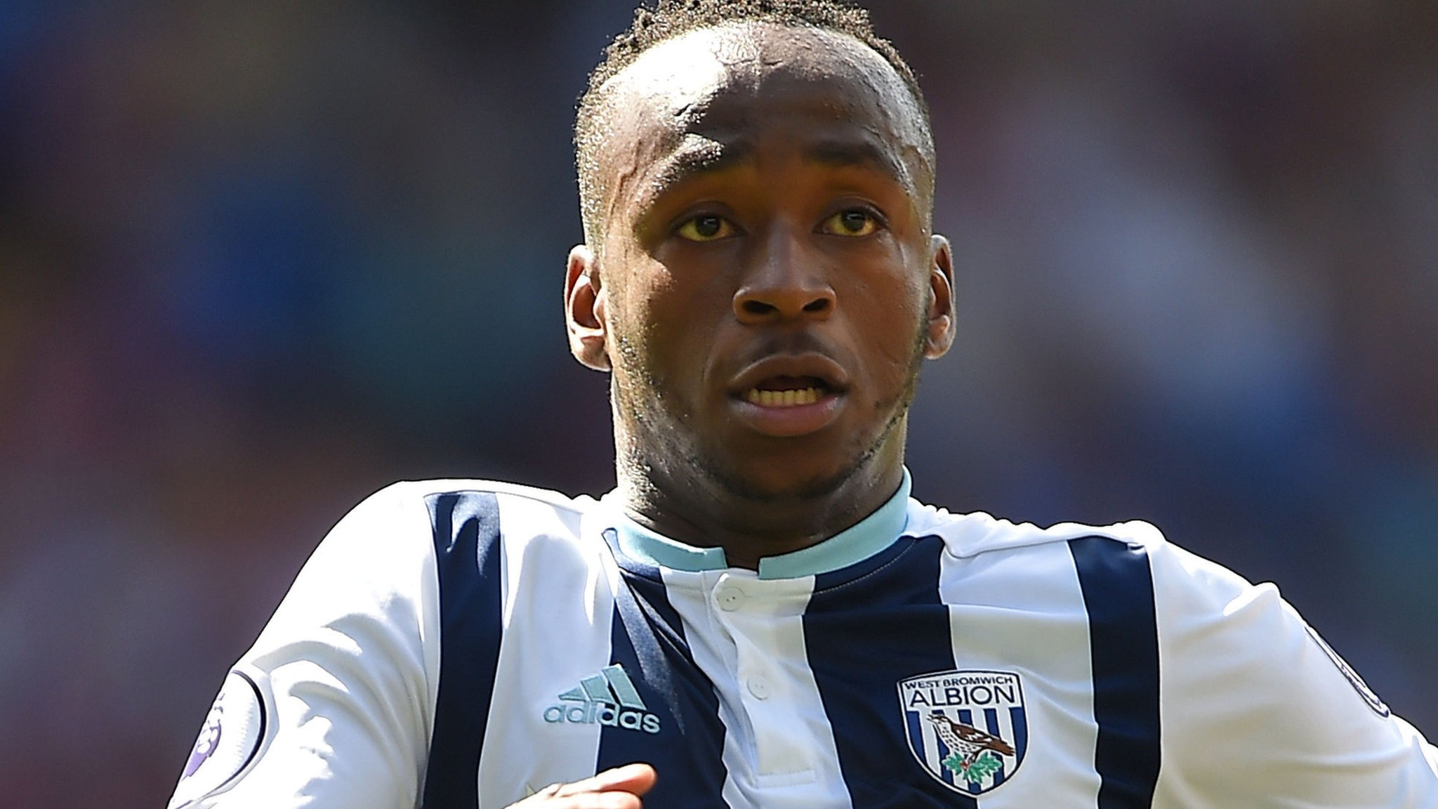 Saido Berahino: Stoke complete deal to sign West Brom's 23-year-old striker