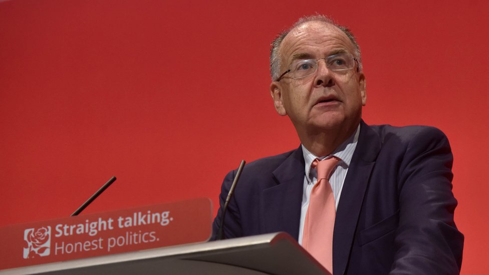 Anti-Semitism row existential threat, Lord Falconer says
