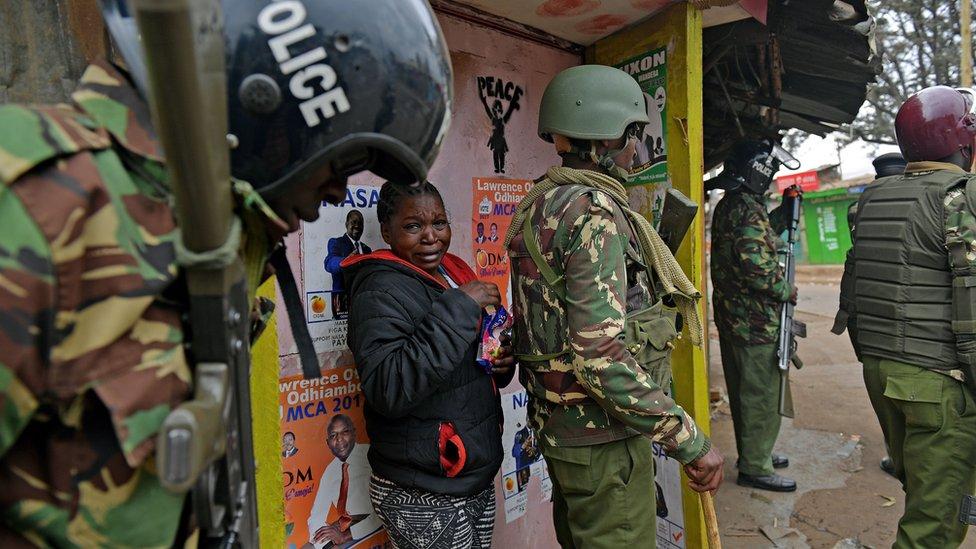 منطقة كيبيرا الفقرة