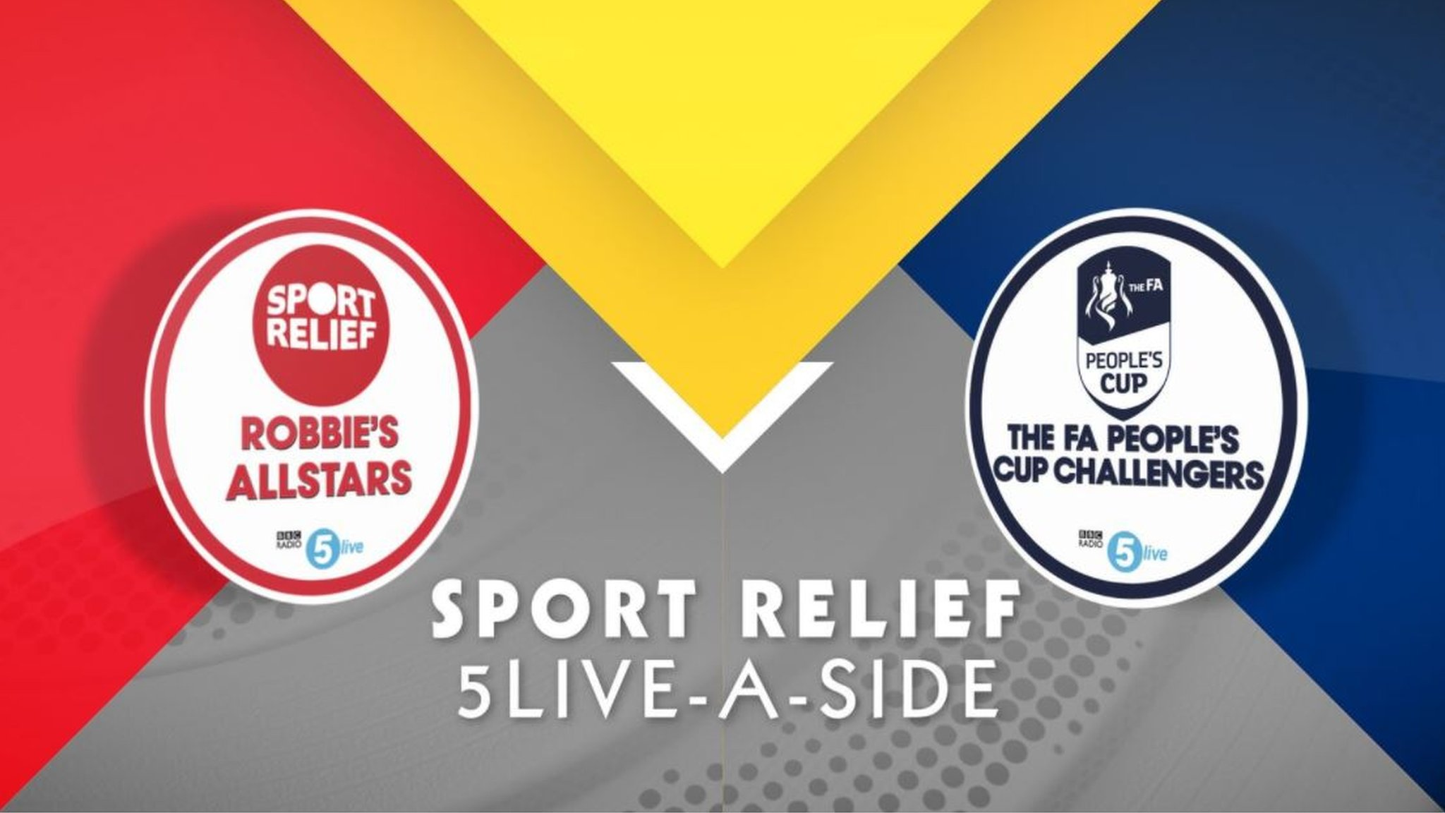 Savage to captain team in 12-hour five-a-side challenge for Sport Relief