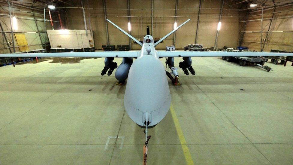 Stolen sensitive drone files sold on dark web