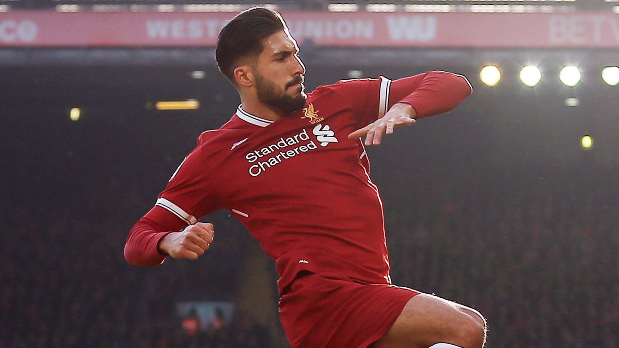 Emre Can: Liverpool midfielder could still feature this season despite back problem