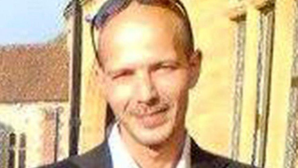 Amesbury: Novichok found in perfume bottle, says victim's brother