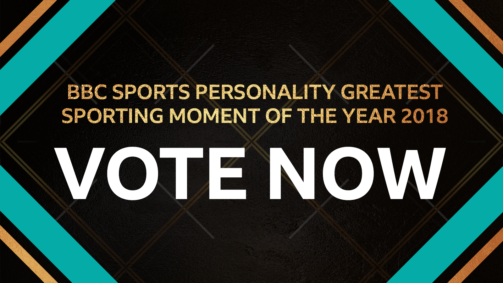 Sports Personality: Vote for your Greatest Sporting Moment of the Year