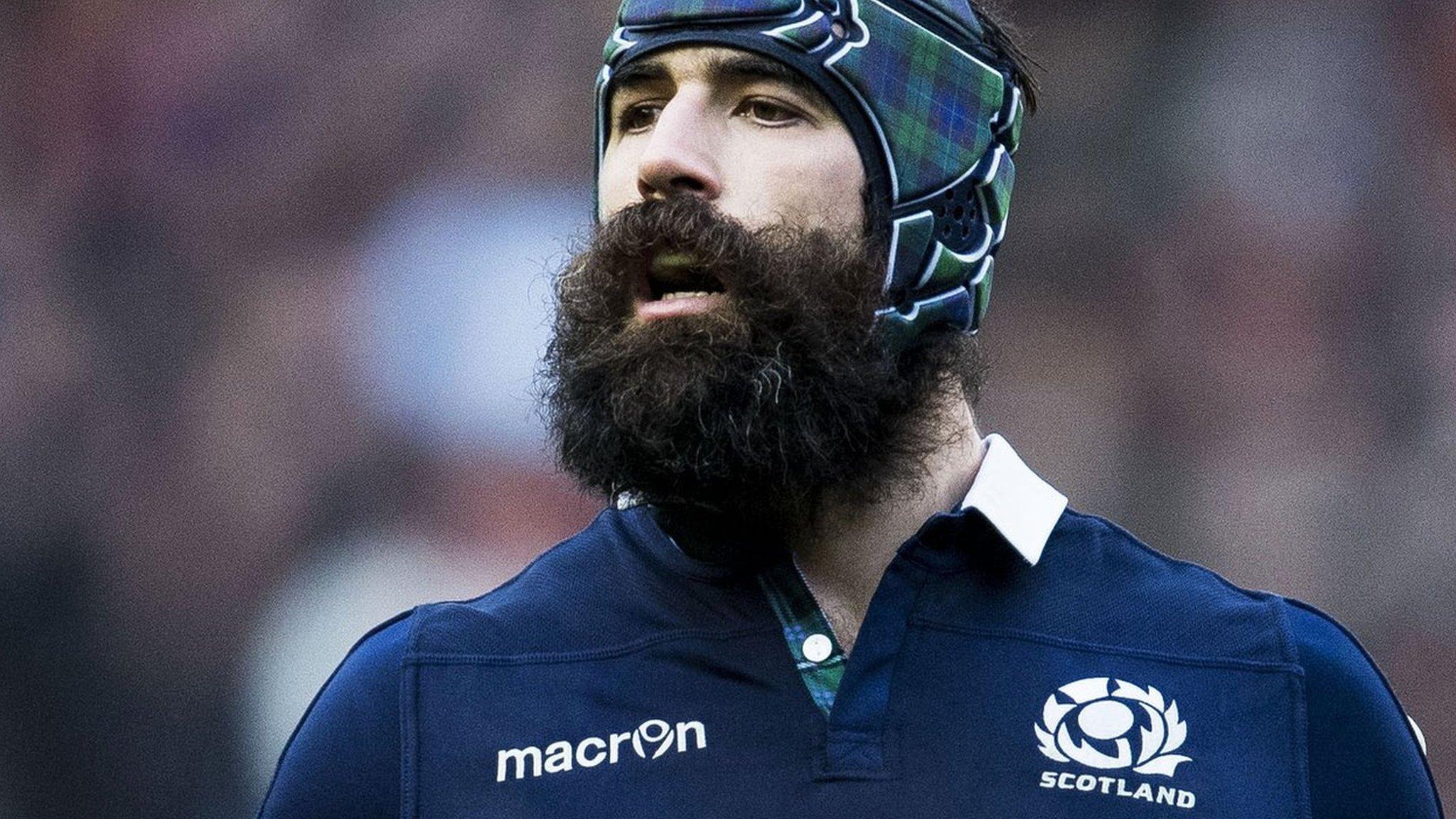 Josh Strauss: Scotland back-row to join Sale Sharks