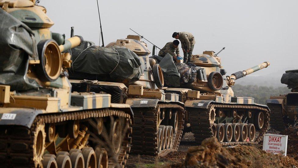 """وزير الدفاع الأمريكي: مخاوف تركيا الأمنية """"مشروعة"""""""
