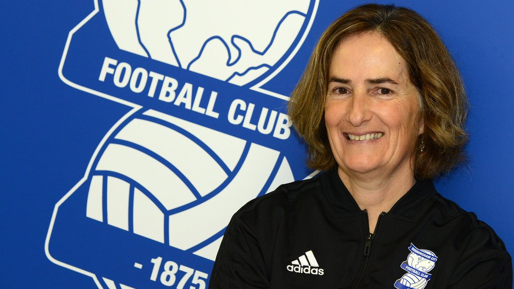 Marta Tejedor: Birmingham City Women appoint former Chile and Peru manager