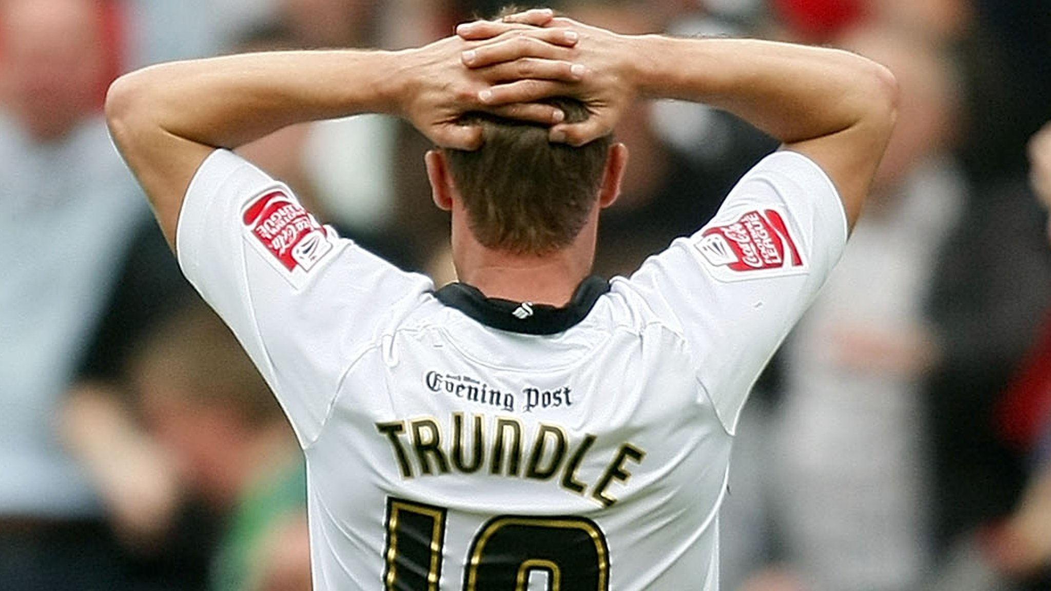 Lee Trundle: Former Swansea player scores outrageously cheeky penalty