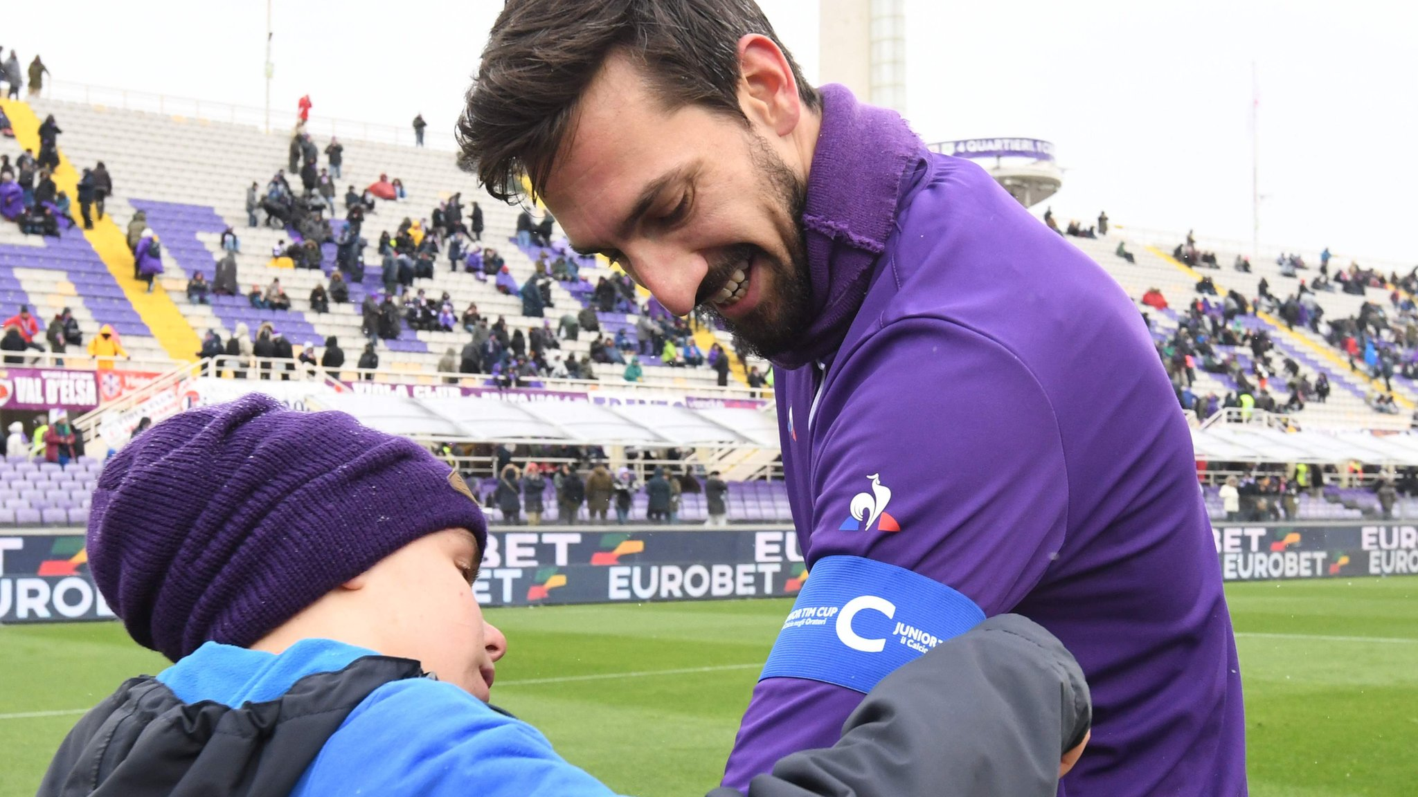 'Ciao Capitano - Astori's death leaves Fiorentina and Italy in state of shock'
