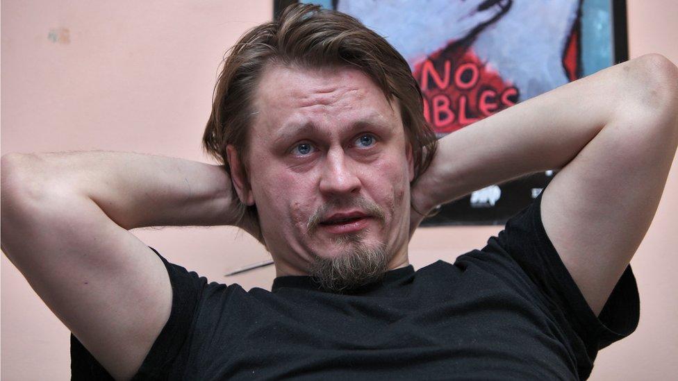 """Арт-группа """"Война"""" сообщила о задержании Олега Воротникова в Германии. В полиции это отрицают"""