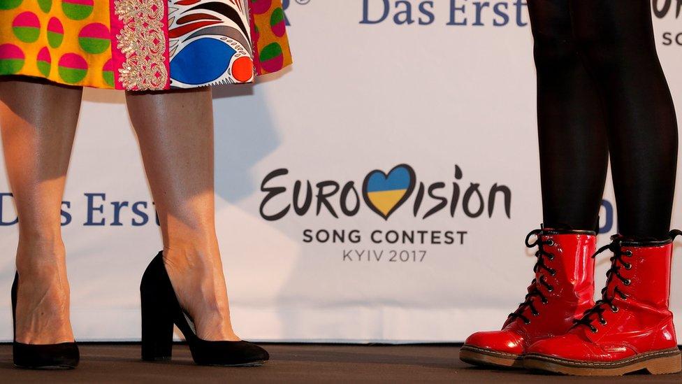 Евровидение-2017: как готовятся разные страны