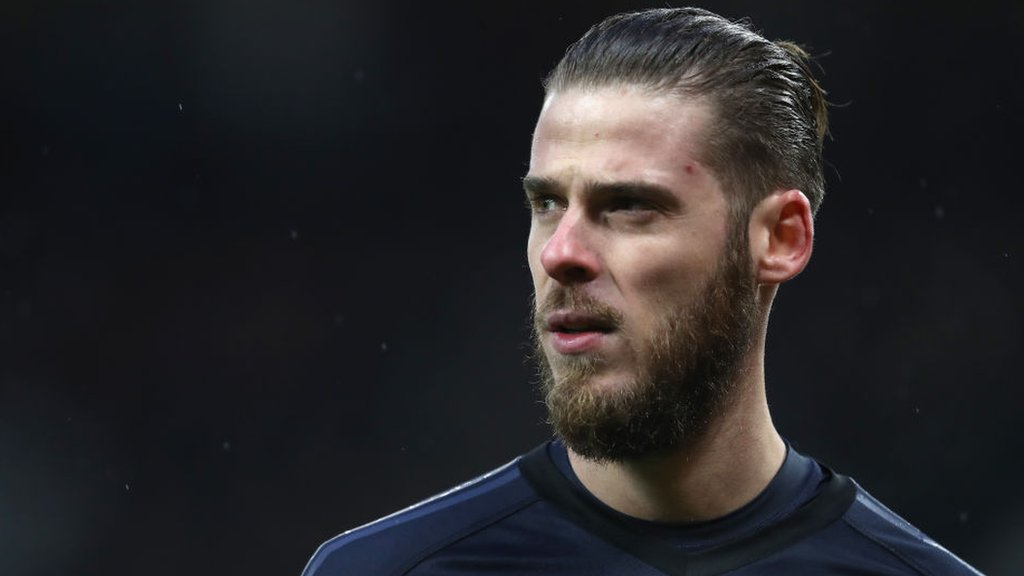 De Gea set to sign new Man Utd deal - Friday's gossip