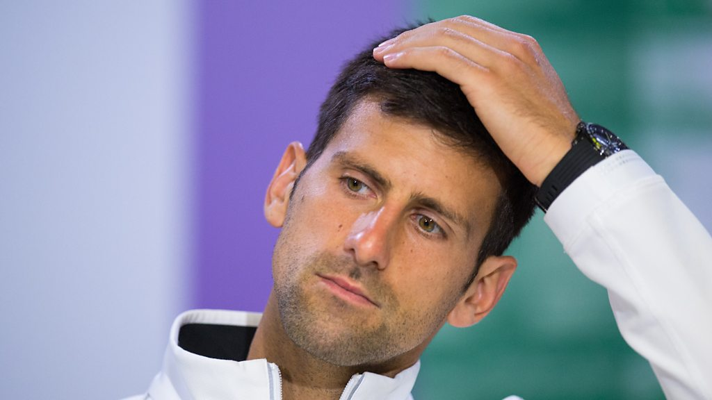 Injured Novak Djokovic says decision not to play for rest of 2017 was 'not easy'