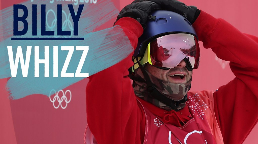 Winter Olympics: Billy Morgan's dramatic wait for big air bronze