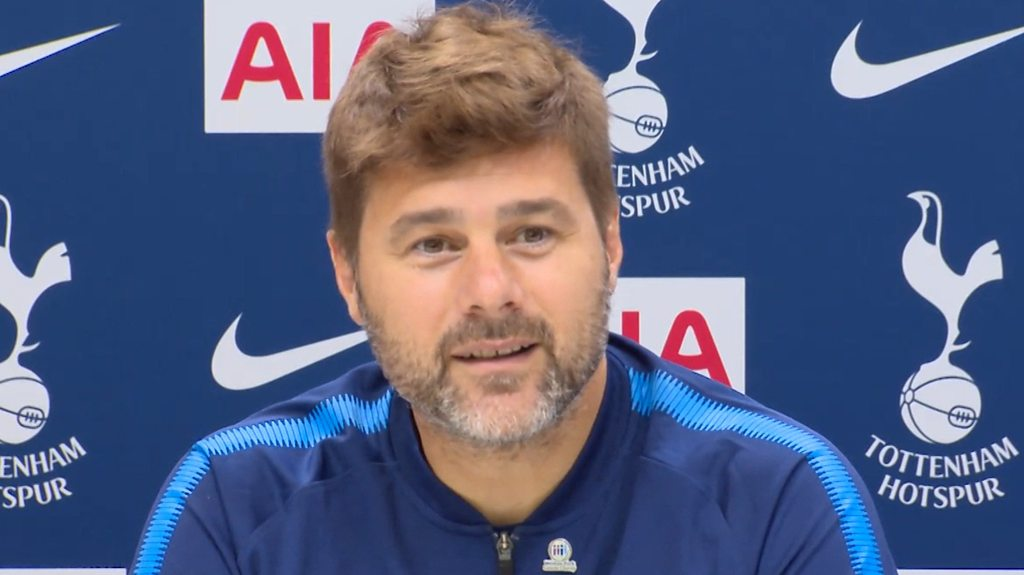 Mauricio Pochettino says Spurs' focus is Premier League and Champions League