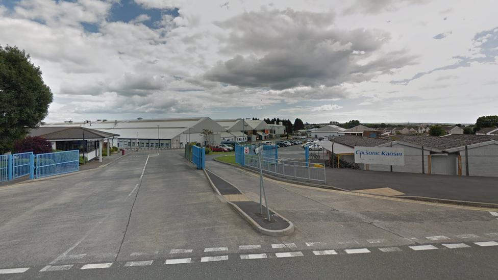 Calsonic Kansei: Car parts firm to cut 95 jobs in Llanelli