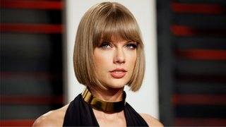 BBC - Newsbeat - Taylor Swift isn't the first singer to use a pseudonym