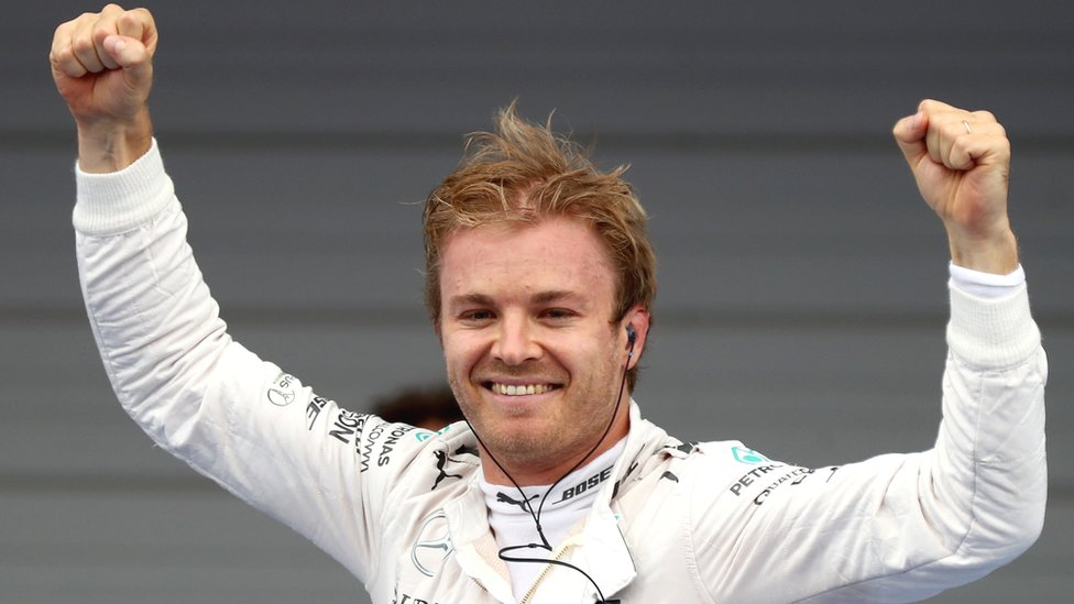 Watch: Will Rosberg wrap up the title in Mexico?