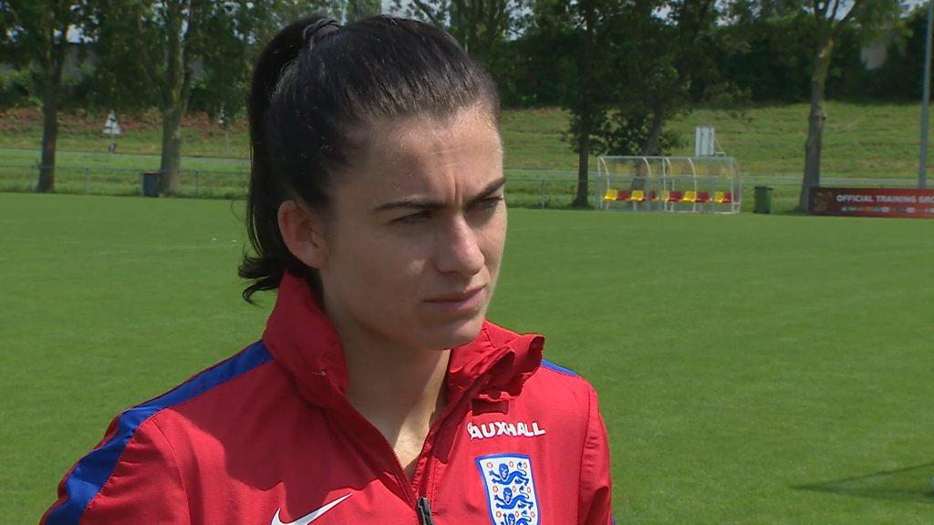 Karen Carney: England women team have an 'aura'