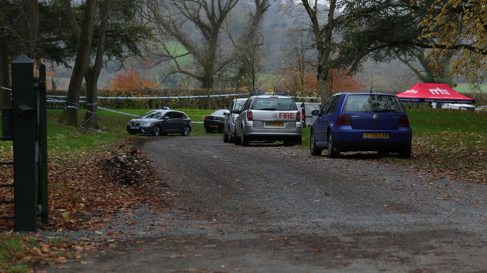 Waddesdon air crash: Bodies recovered from crash site