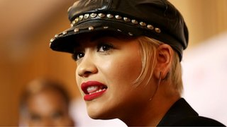 BBC News - Rita Ora burglar found guilty of £200,000 raid on home
