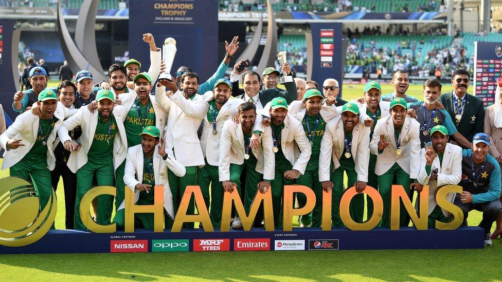 پاکستان کرکٹ کے چیمپیئنز کا چیمپیئن