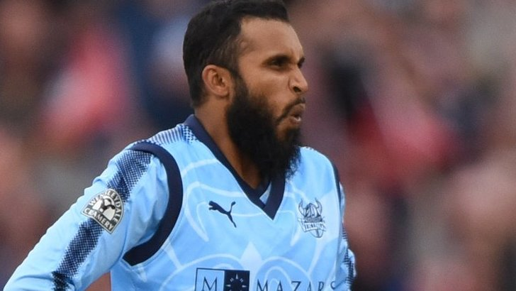 T20 Blast: Adil Rashid Bowls Yorkshire to Victory over Winless Durham as Worcestershire Beat Notts.