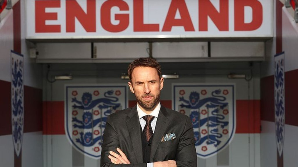 Southgate safe regardless of World Cup results - Glenn