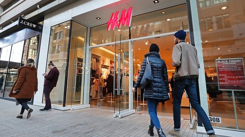 H&M to launch new 'more upmarket' fashion brand in London