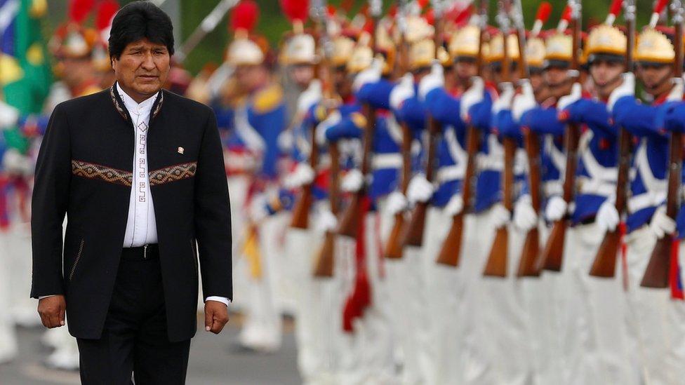 Tribunal Constitucional da Bolívia permitiu que Evo Morales se candidate pela quarta vez em 2019