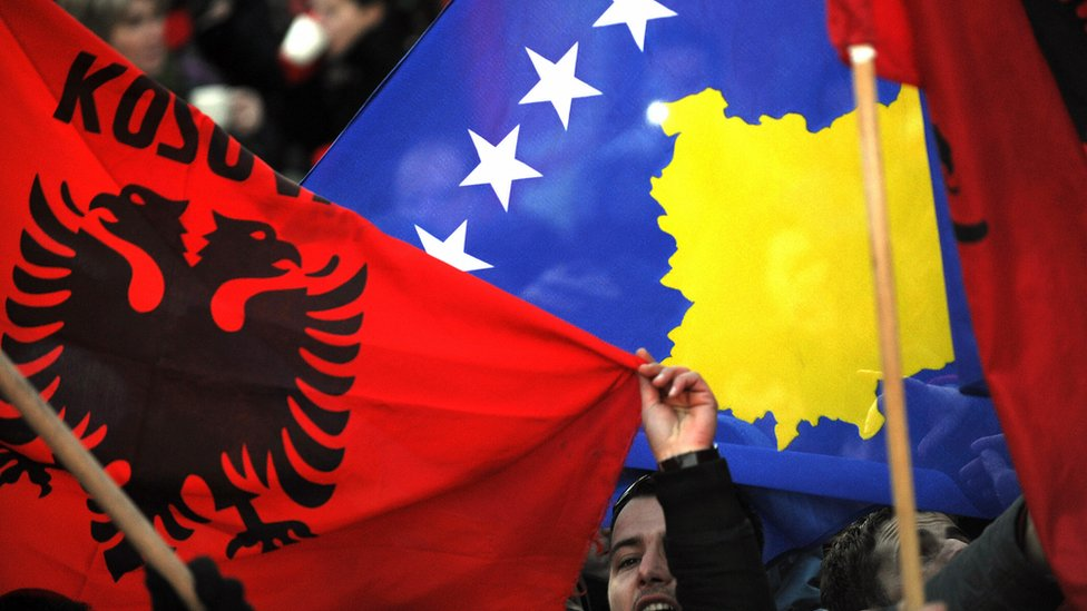 10 лет Косово.