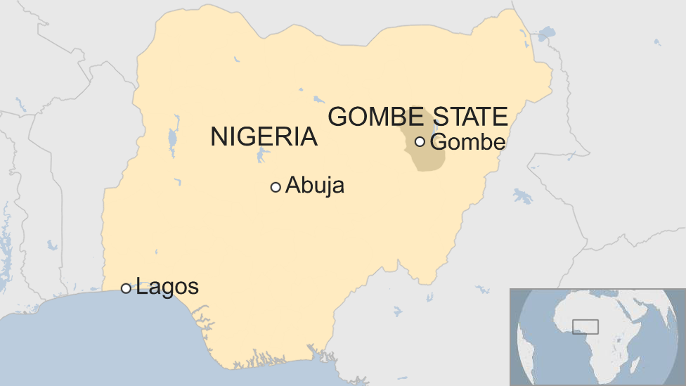 Nigerian 'children killed' after car hits Easter parade in Gombe